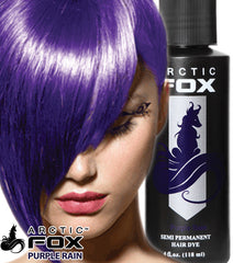 Arctic Fox Semi Permanent Hair Dye - Purple Rain #6