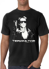 Arnold Schwarzenegger The Terminator Men's T-Shirt