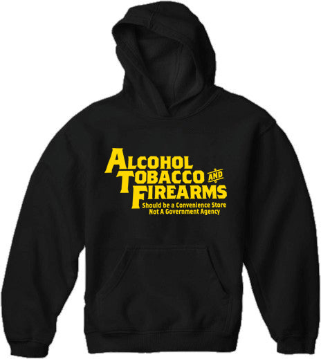 ATF Should Be A Convenience Store Adult Hoodie