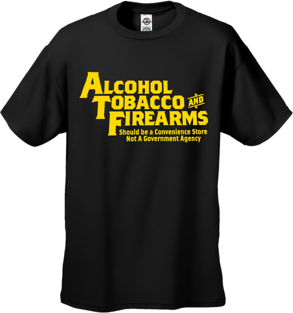 ATF Should Be A Convenience Store Men's T-Shirt