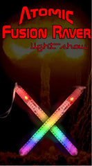Atomic Fusion Raver Light Stick