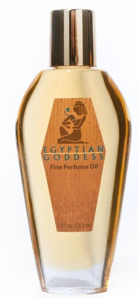 Auric Blends Fine Perfume Oil Egyptian Goddess Large 1.87 Ounce Bottle