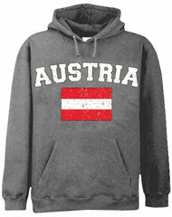 Austria Vintage Flag International Hoodie