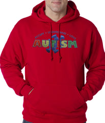Autism Awareness - Accept, Understand, Love Adult Hoodie