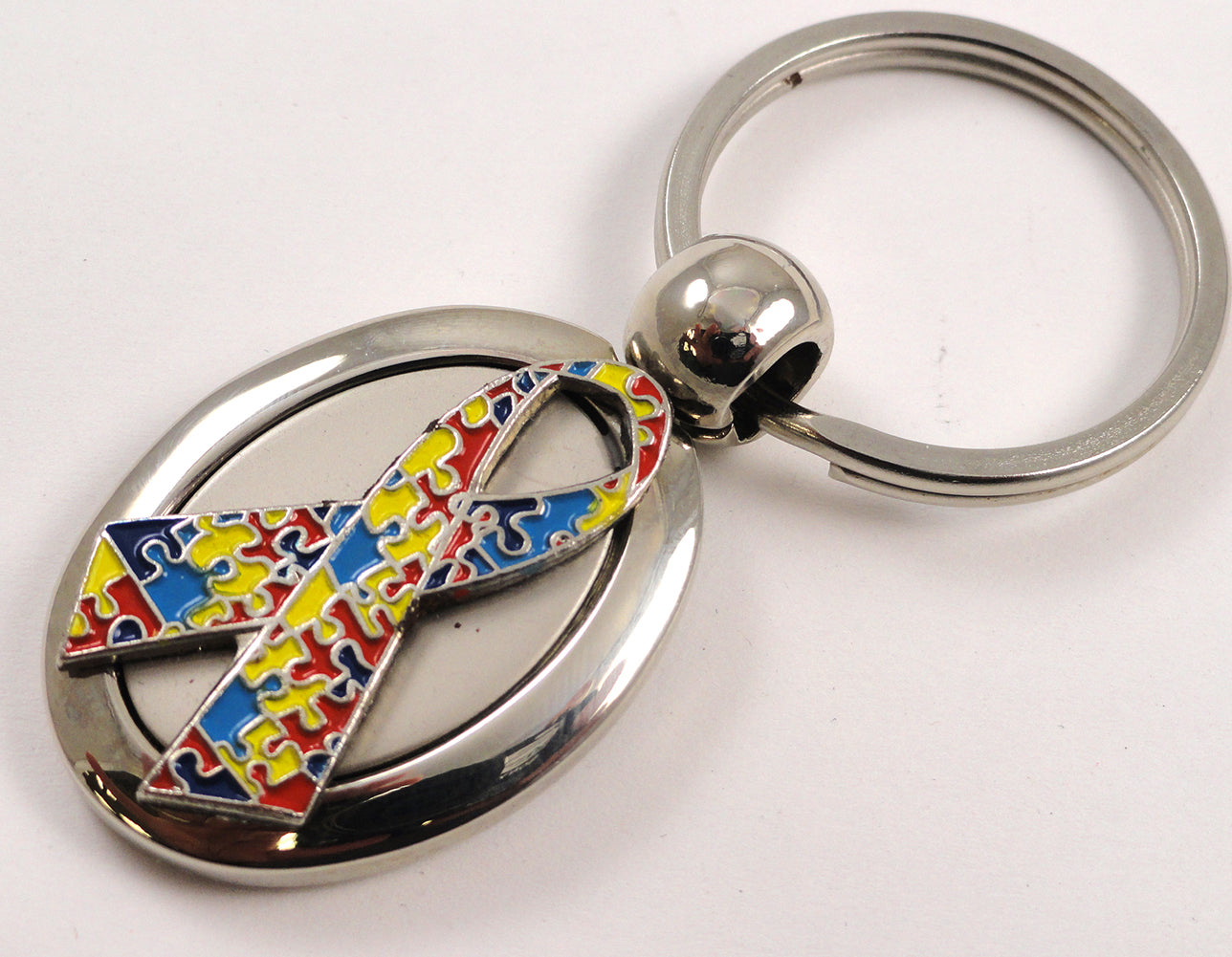Autism Awareness Key Chain
