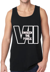 Awaken The Force VII Tank Top