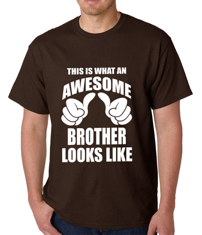 Awesome Brother Mens T-shirt