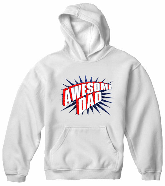 Awesome Dad Adult Hoodie