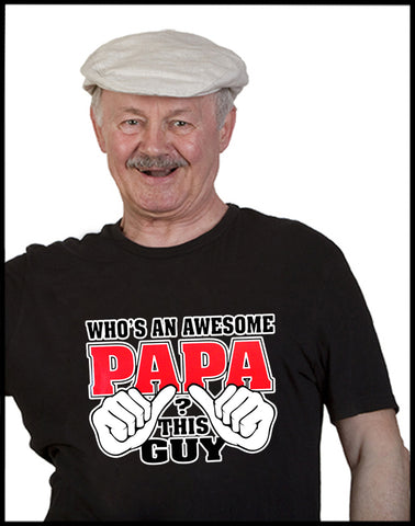 Awesome Papa Men's T-Shirt