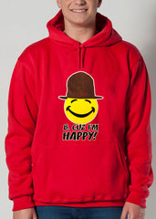 """B. Cuz I'm Happy""  Song Adult Hoodie"