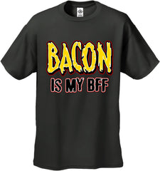 BACON is my BFF Men's T-Shirt