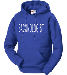 Baconologist Bacon Lovers Adult Hoodie
