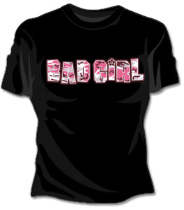 Bad Girl Girls T-Shirt