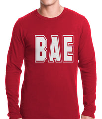 BAE Before All Else Thermal Shirt