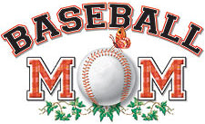 Baseball Mom Girls T-Shirt
