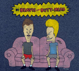 "Beavis and Butthead ""Couch"" Men's T-Shirt"