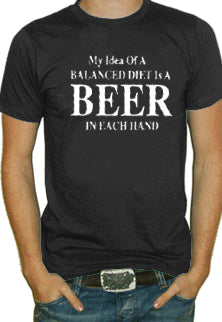 Beer Diet T-Shirt