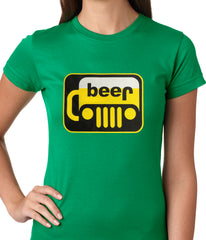 Beer Parody Funny Girl's T-Shirt