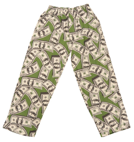 Benjamins Green Lounge Pants