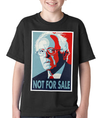 Bernie Sanders - Not For Sale - Election 2016 Kids T-shirt