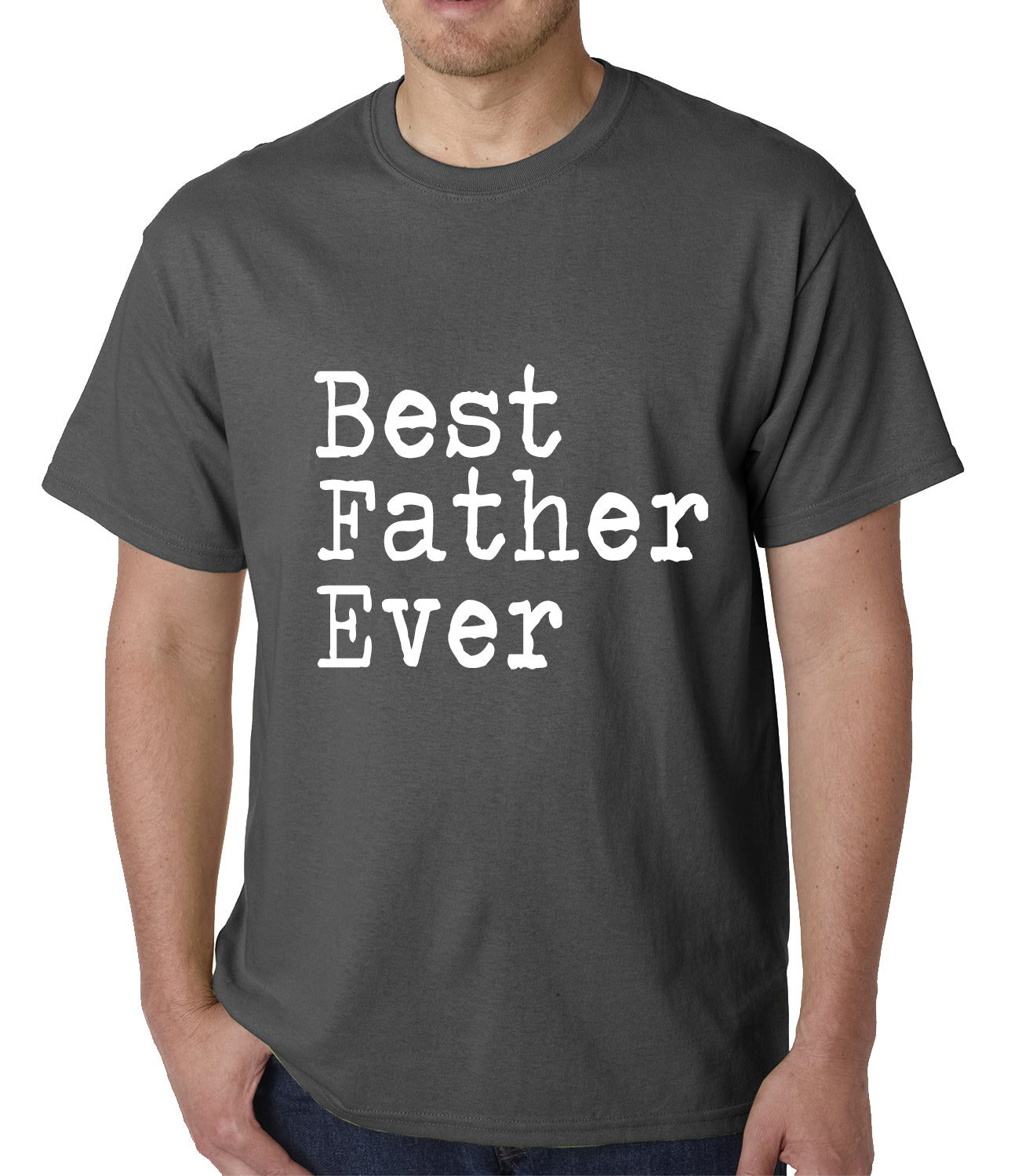 Best Father Ever Mens T-shirt