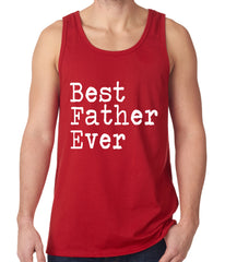 Best Father Ever Tank Top