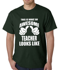 Best Teacher Ever Mens T-shirt