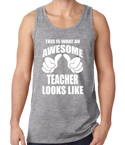Best Teacher Ever Tank Top