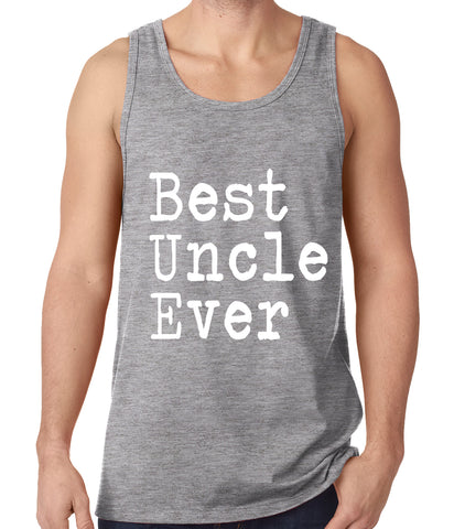 Best Uncle Ever Tank Top
