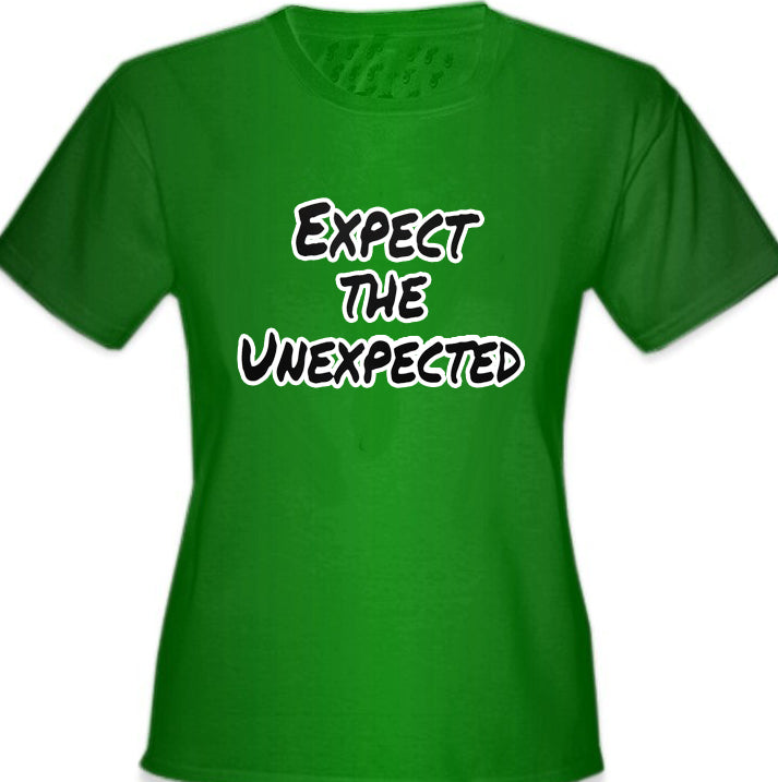 "Big Brother ""Expect The Unexpected"" Girl's T-Shirt"