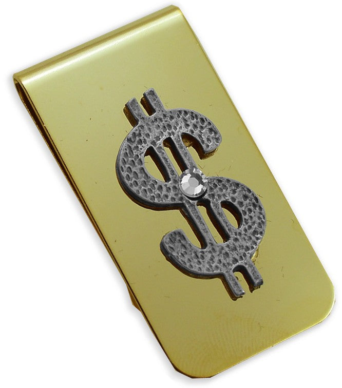 Big Bucks Dollar Sign Money Clip