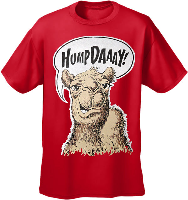 Big head Camel Hump Daay! Kid's T-Shirt