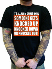 "Biker Shirts - ""Biker Fun & Games"" Biker Shirt"