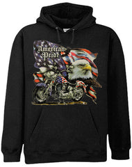 Biker SweatShirts Black