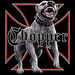 Nasty Chopper Dog