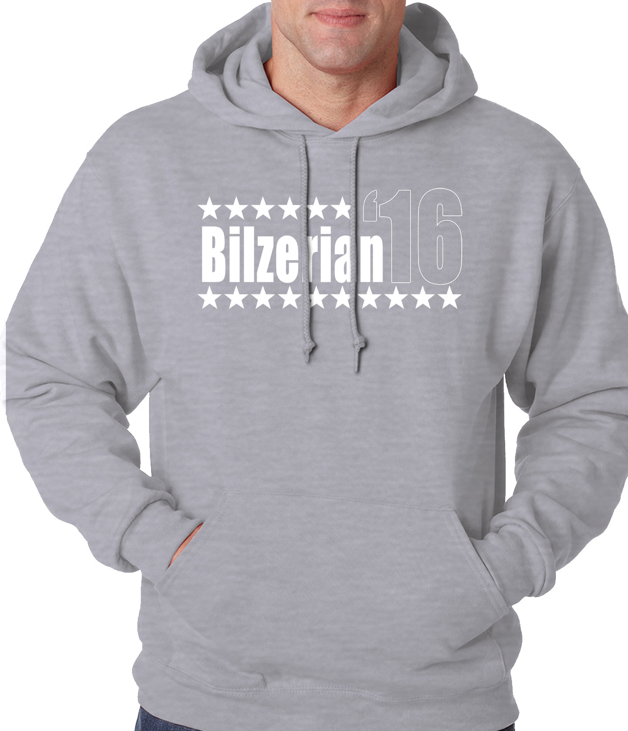 Bilzerian '16 - Vote For Bilzerian For President in 2016 Adult Hoodie