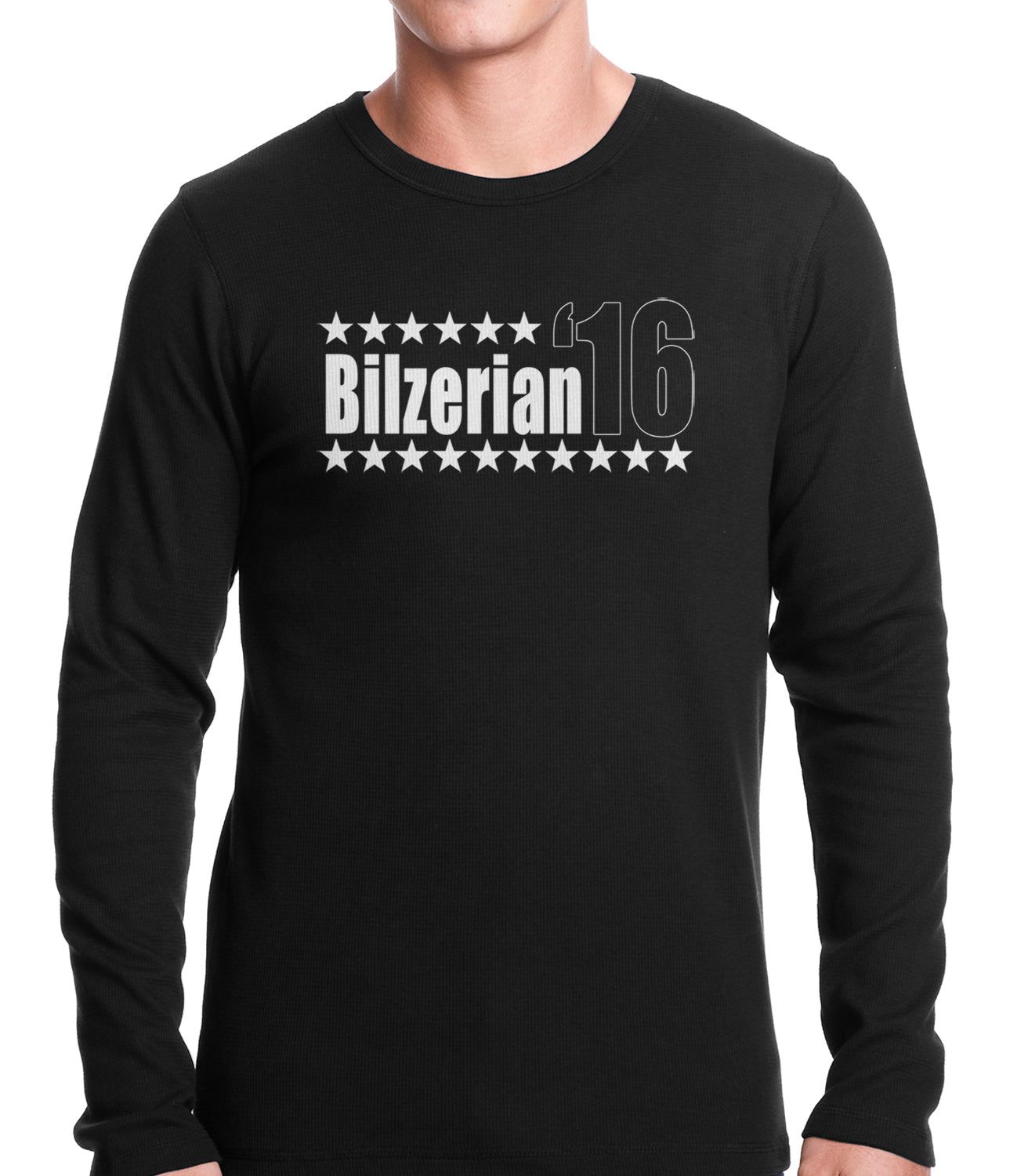Bilzerian '16 - Vote For Bilzerian For President in 2016 Thermal Shirt