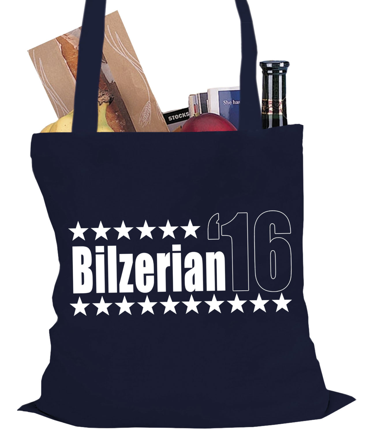 Bilzerian '16 - Vote For Bilzerian For President in 2016 Tote Bag