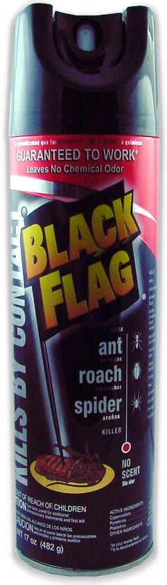 Black Flag Insect Killer Diversion Safe Can