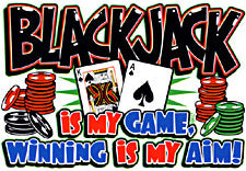 Black Jack Is My Game T-Shirt