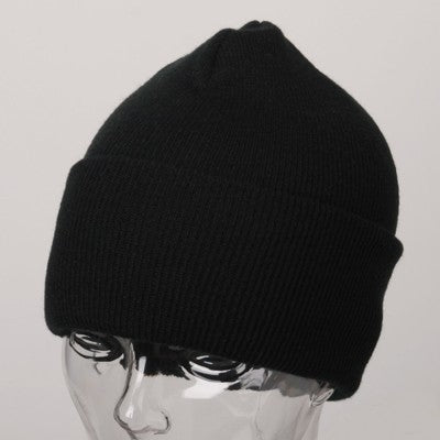 Black Winter Beanies