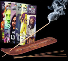 Bob Marley Incense (3 Packs of 24 Sticks)