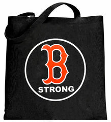 Boston Strong Canvas Tote Bag