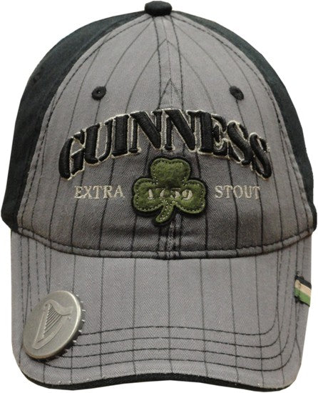 Bottle Opener Hats - Guinness Extra Stout Classic  Bottle Opener Hat