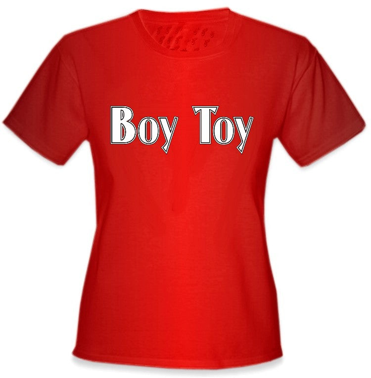 Boy Toy Girls T-Shirt