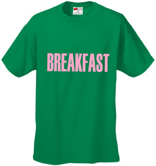 Breakfast Men's T-Shirt