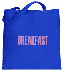 Breakfast Totebag