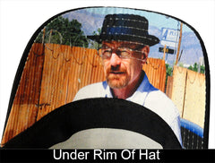 Breaking Bad Heisenberg Baseball Hat