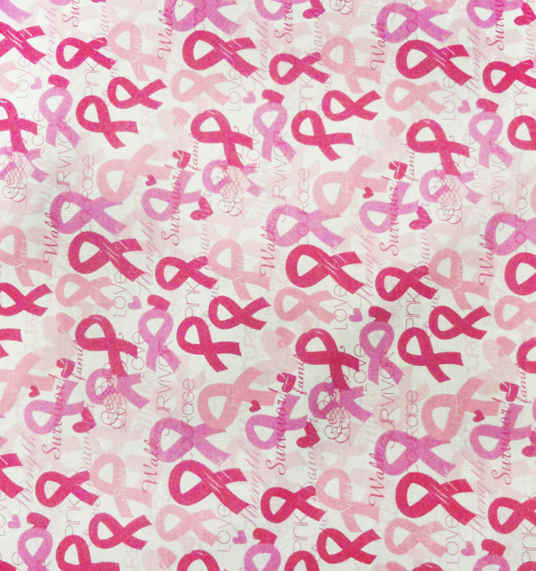 Awareness Bandana Pink