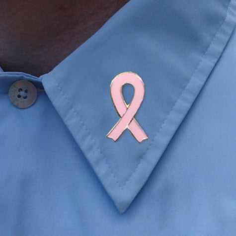 Breast Cancer Lapel Pin